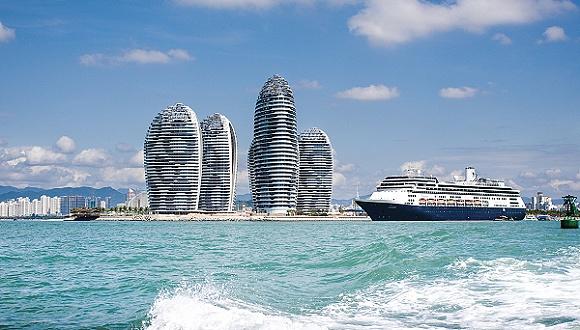 海南旅游业将迎来爆发:便利免签邮轮出港 免税买买买图片