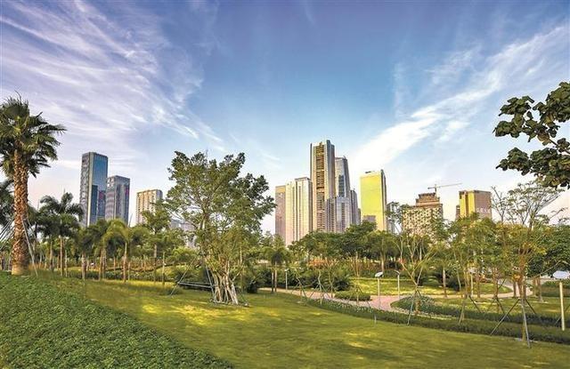 """15个重点项目加速建设进程 深圳前海以""""数字化""""提质""""新基建"""""""