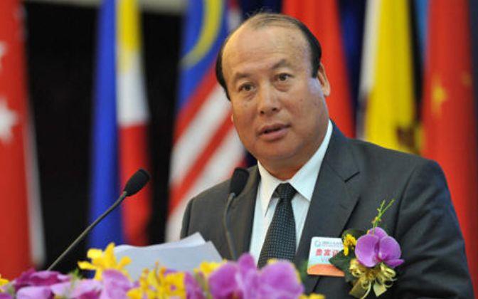 卢志强卸任中国泛海集团总裁 宋宏谋接棒