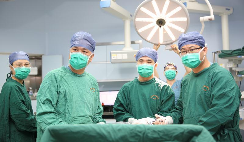 """海南省肿瘤医院""""双通道""""消化道重建技术 胃肿瘤患者多方受益"""