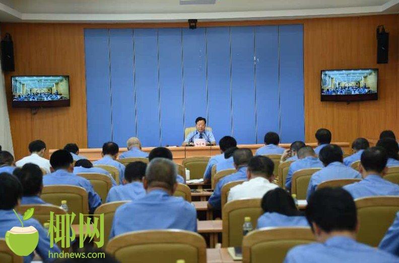 海南省检察院:为加快自贸港建设提供有力司法保障