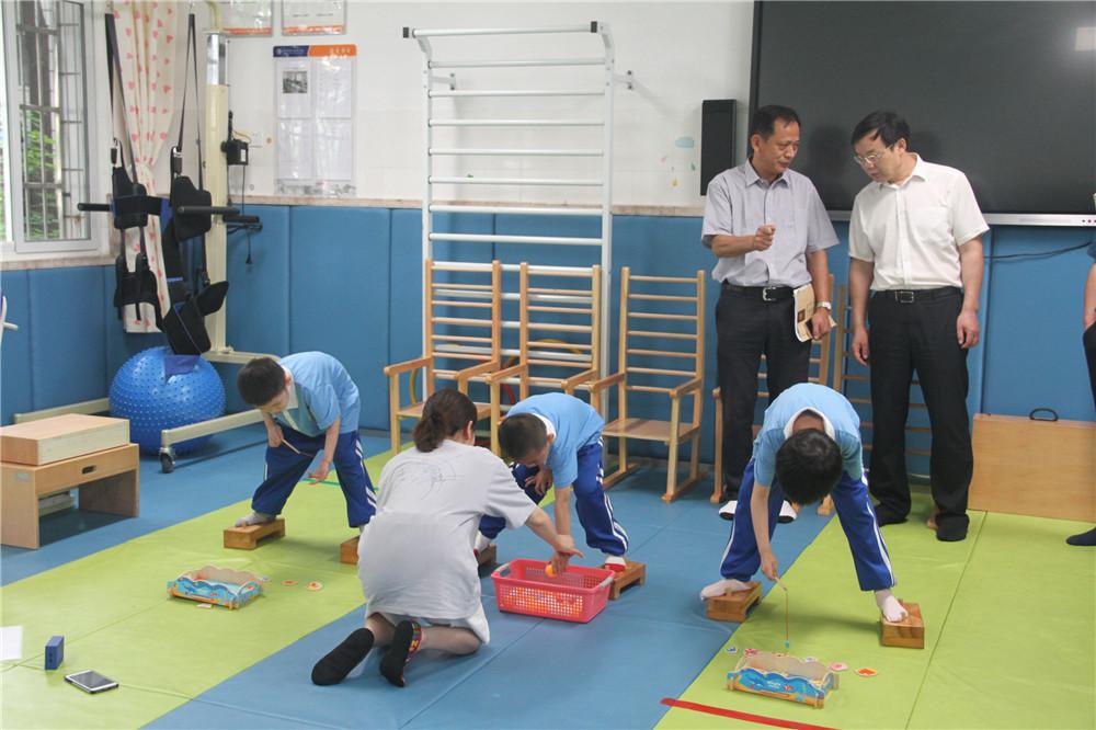 走进教育的另一片天空,刘林祥校长工作室交流活动在长沙特校举行