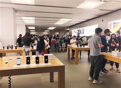 11系列降千元 苹果官方首次参加6·18