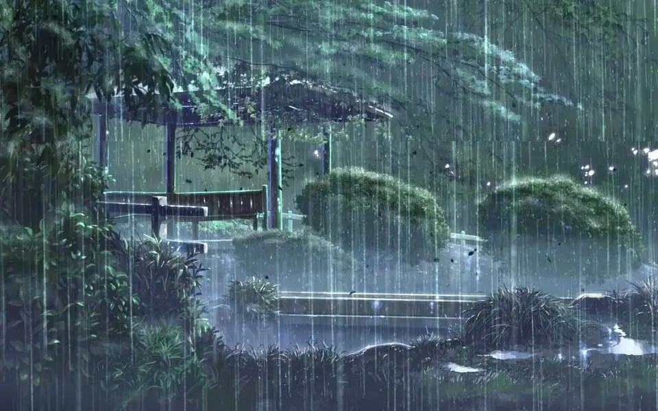 日语中上百种和「雨」相关的表达,你知道几个?