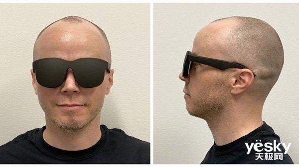 够轻薄!Facebook分享自家墨镜式VR概念机