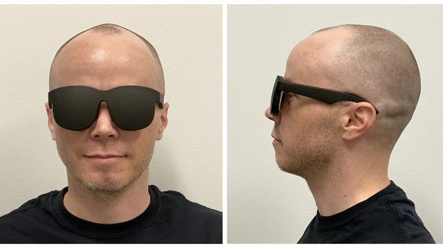 Facebook尝试开发超薄VR头显 体积几乎等同太阳镜