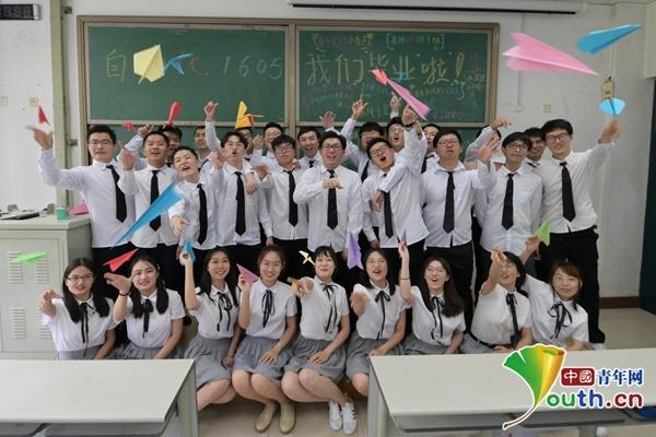 """29人读研1人支援西部建设 高校""""学霸班""""30人获奖学金45万元"""