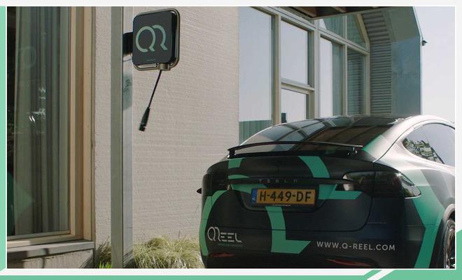 Q-Reel推出全新简便充电桩 将于明年1月开始交付