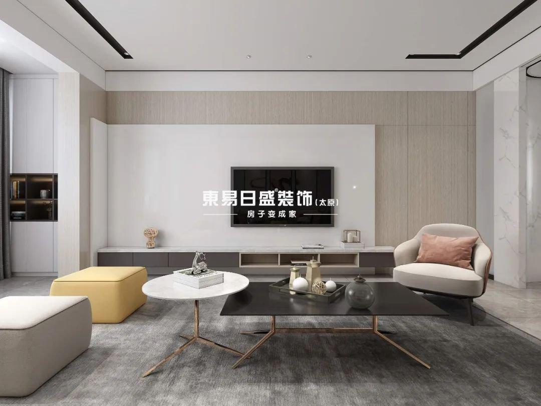 太原东易日盛装饰 如何巧妙利用大理石材料增加房屋设计感