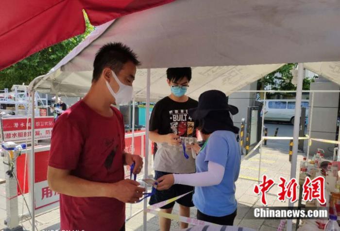北京新发地周边12个封闭管控小区