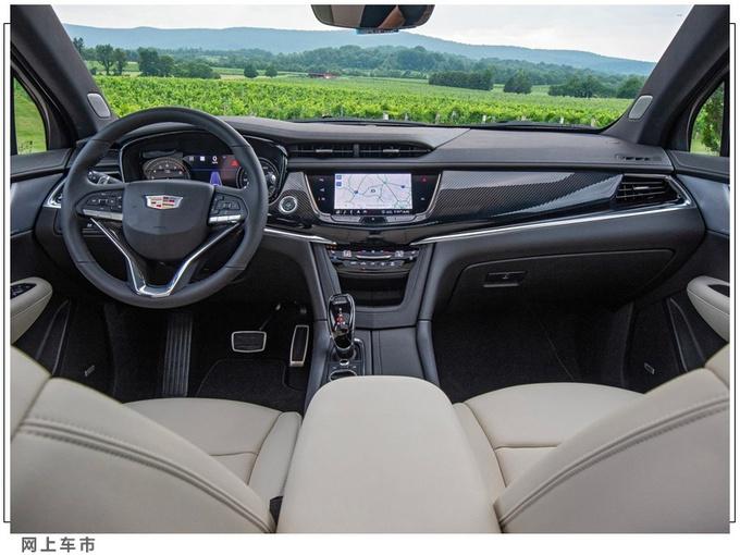 凯迪拉克XT6入门车型!售价更低,三季度开售,动力媲美奔驰GLE