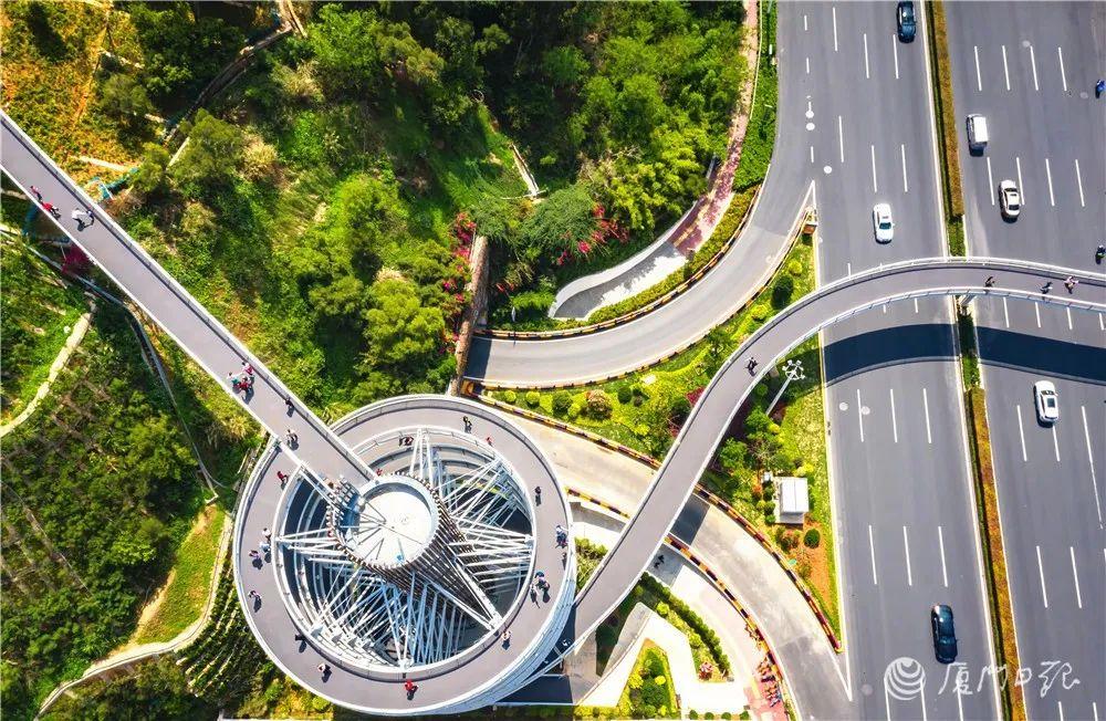 未来三年,厦门再建6条健康步道、新增上万个公共停车位【组图】