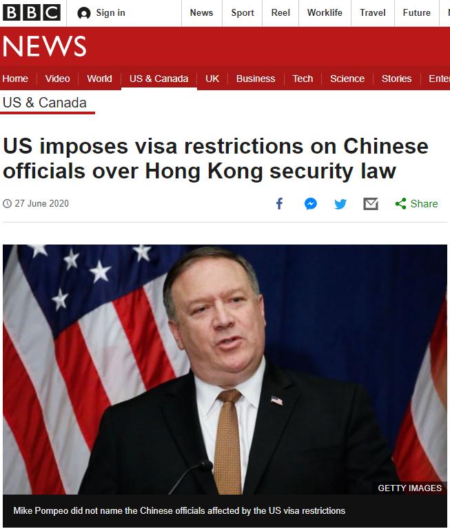 胡锡进:华盛顿翻不了香港的天图片