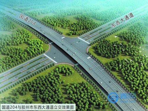 国省道、地铁、大桥......青岛新机场进一步带动胶州起飞