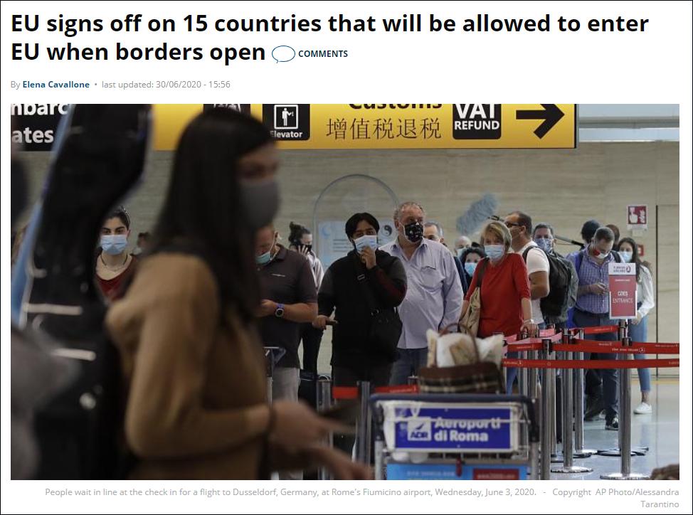 欧洲新闻网报道