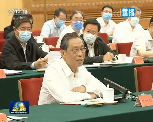 钟南山:国外侮辱我们瞒报不需要跟他解释 看事实图片