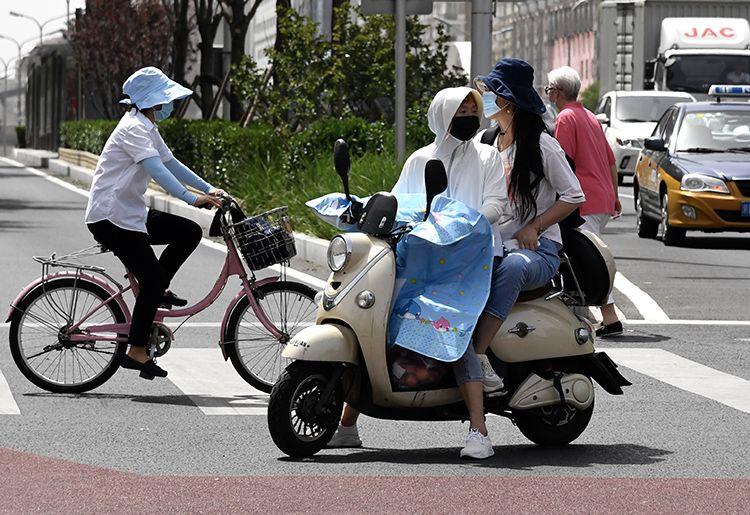 """36℃!首个高温日越来越早,北京开启""""暴晒""""模式图片"""