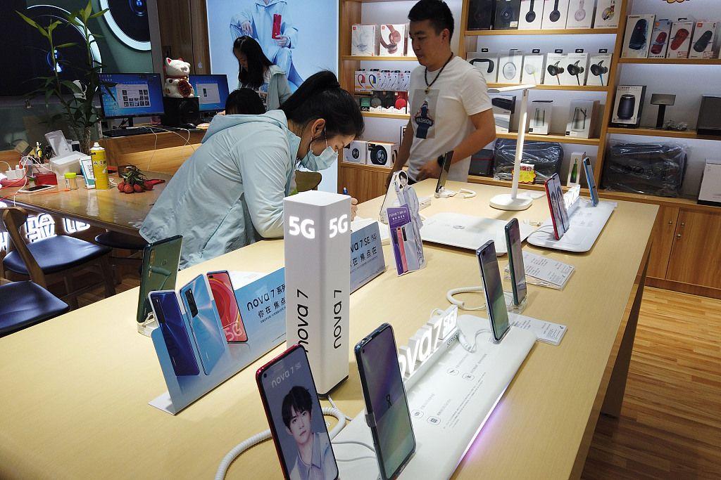 IDC预测:全球手机出货将降超一成,中国只降个位数图片