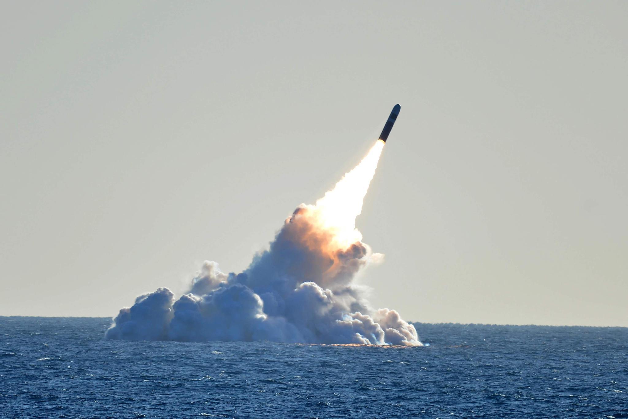视频|核战略