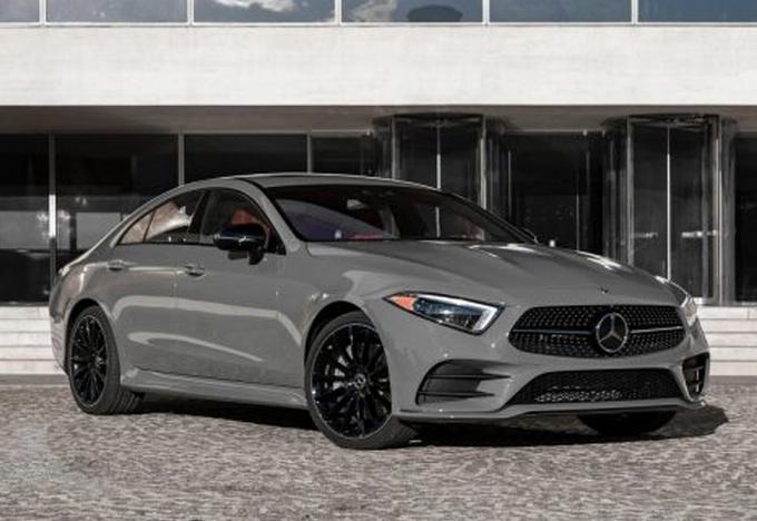 奔驰新款CLS售价曝光!首次推3.0T轻混,配置升级,运动轿跑造型-新浪汽车