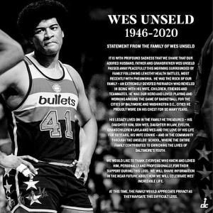 NBA传奇球星昂塞尔德去世