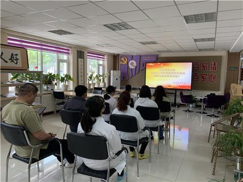 紫盈社区开展《中华人民共和国网络安全法》施行三周年系列活动