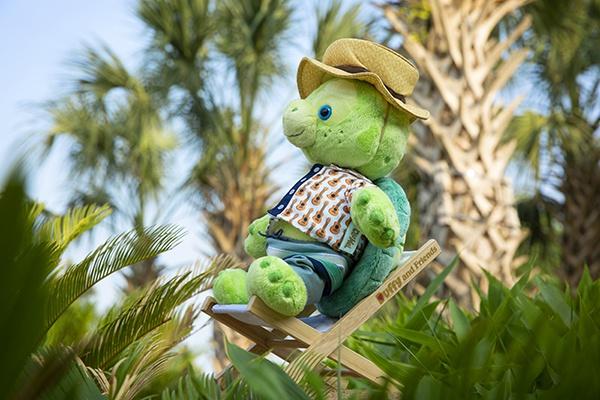 小海龟奥乐米拉系列商品全新亮相上海迪士尼度假区
