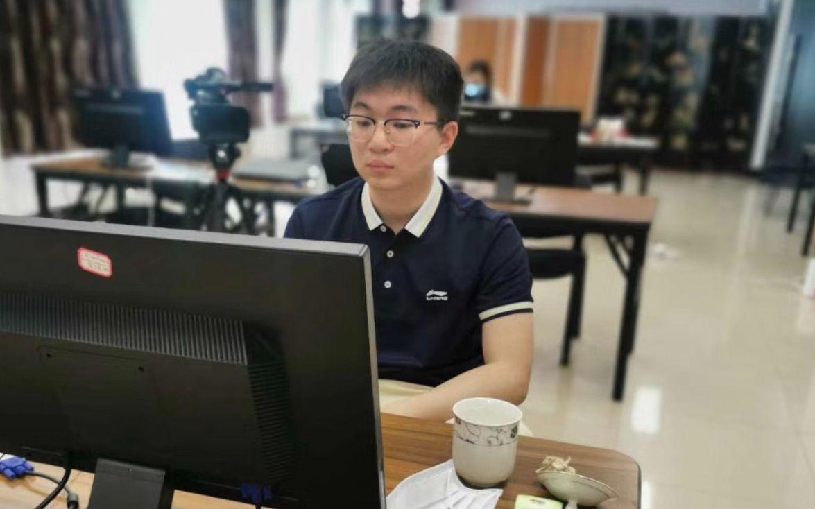 蓝冠官网:G杯中国棋手遇韩流4盘中韩对蓝冠官网图片