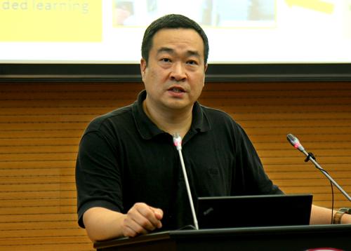申瑞民。中国教育网 资料图