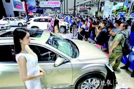 引领汽车时尚生活!齐鲁国际车展4日开幕,意向购车人群年轻化