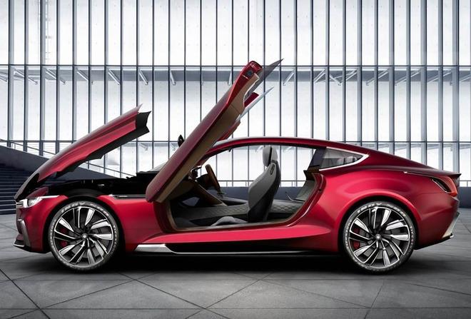 概念车即将量产名爵E-motion专利图曝光