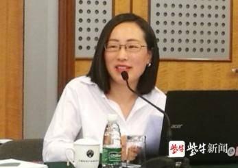 """""""江苏省知识产权领军人才""""朱丽"""
