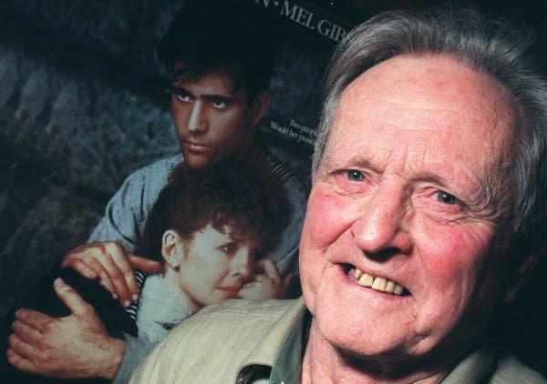 梅尔·吉布森父亲去世,生前争议言论连带儿子遭殃