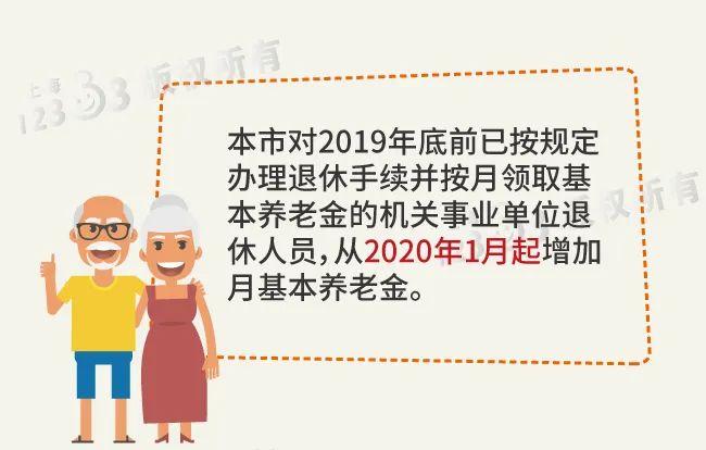[天富]事业单位退休人员增加养老金天富6月20日发图片
