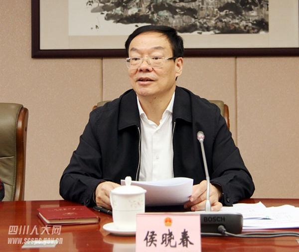 摩天娱乐:人大摩天娱乐常委会原副主任侯晓春图片