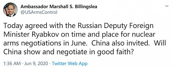 [摩天测速]参摩天测速加美俄6月新削减战略武图片