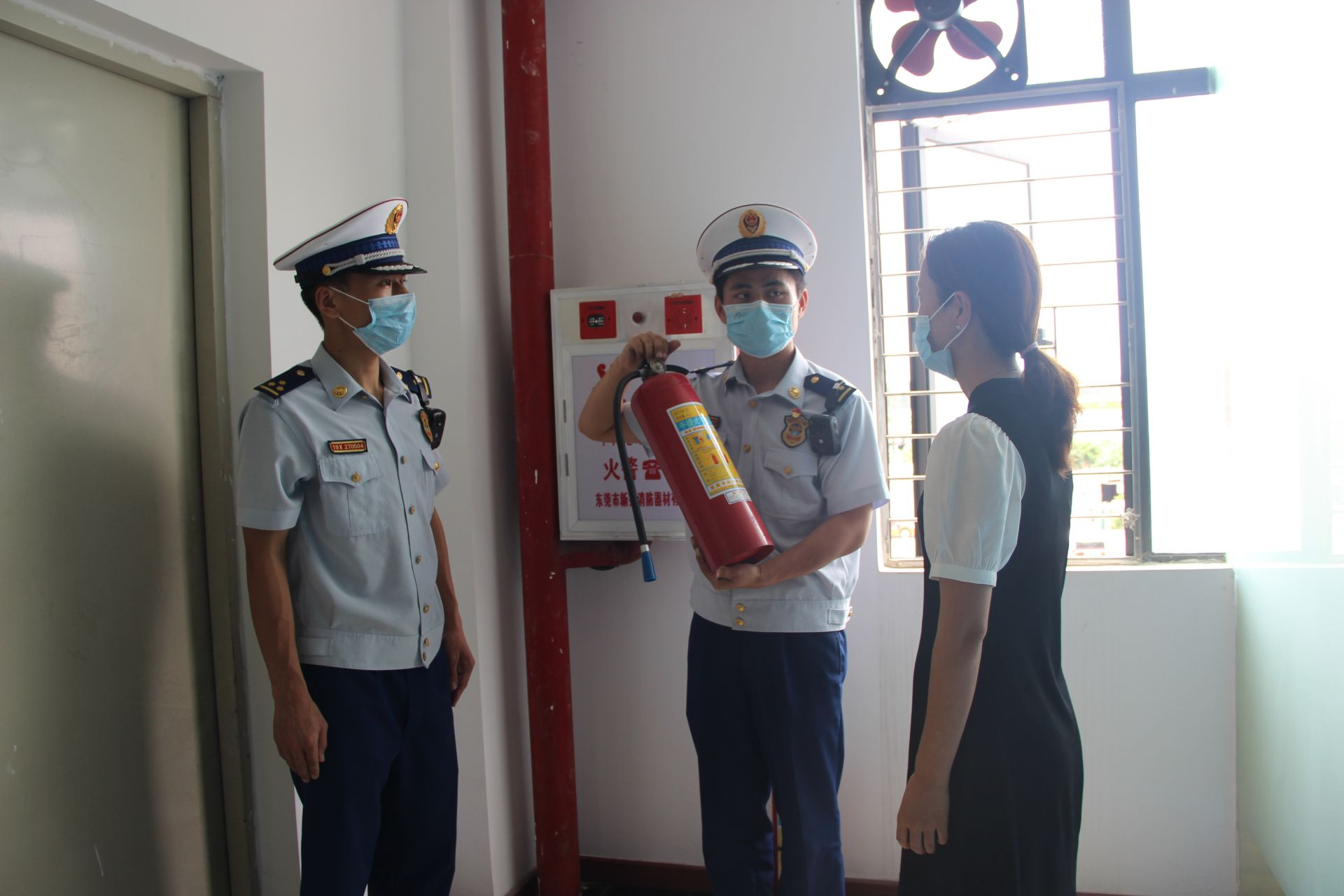 东莞市开展消防产品质量监督专项检查