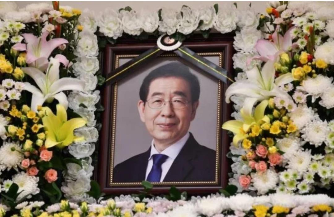 关键时刻,文在寅痛失心腹!到底是谁逼死了首尔市长