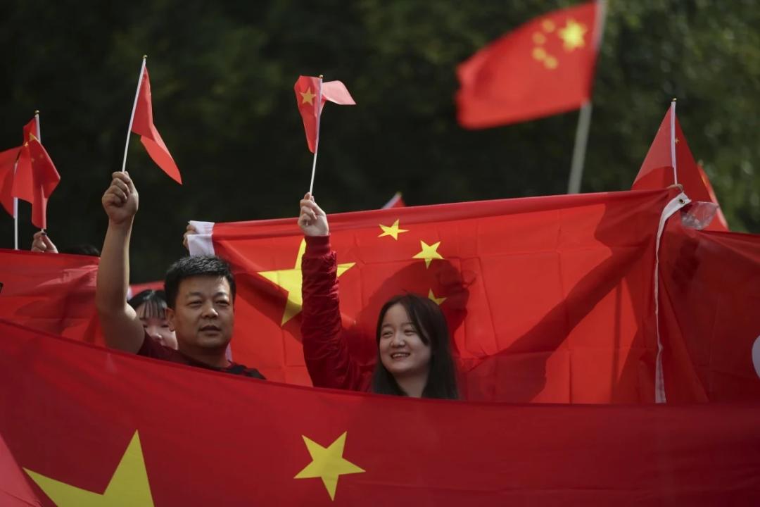 [杏悦]居杏悦加拿大的前反对派议员告诉香港抗议者一图片