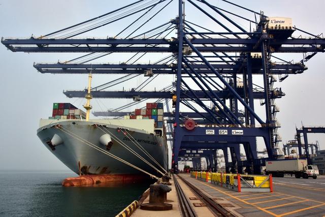 交通运输部:港口货物吞吐量连续3个月实现正增长