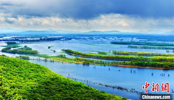"""黑龙江""""绿水青山""""生态旅游产品"""