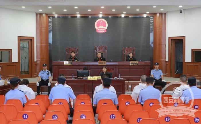故意不依约出借致人债台高筑 恶势力犯罪集团4成员受审