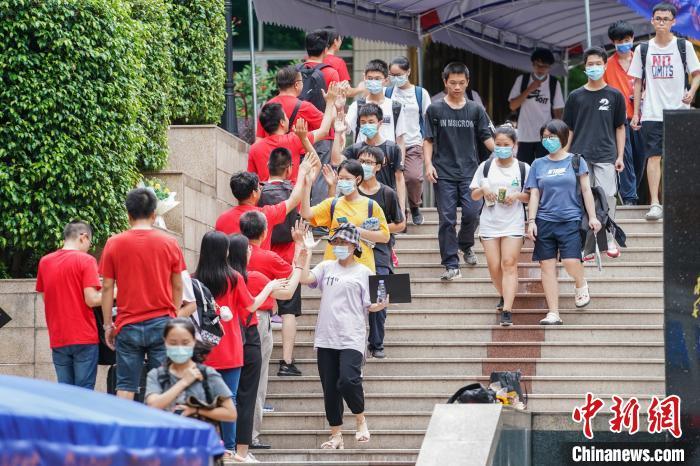 广西2020年高考圆满结束 预计7月23日可查询高考成绩