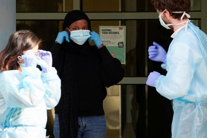 世界卫生组织:不排除新冠病毒可以通过空气传播