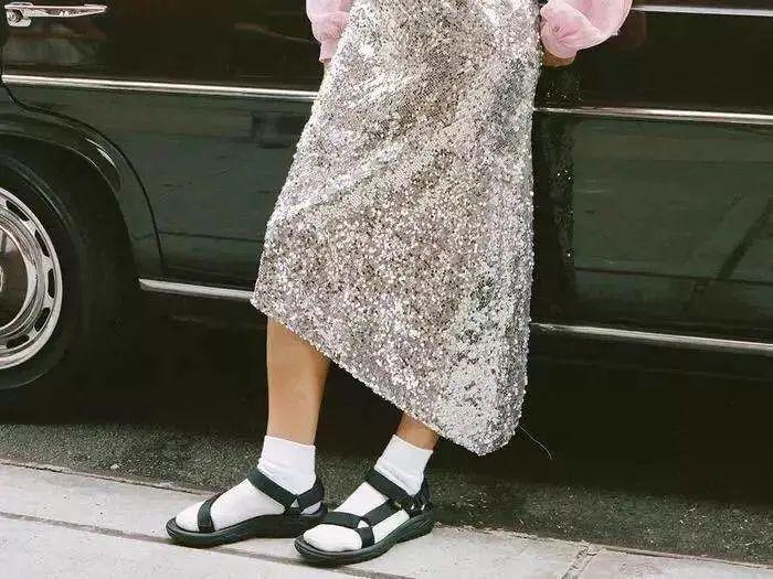 老爹凉鞋乘风而来 快来认领你的那一款