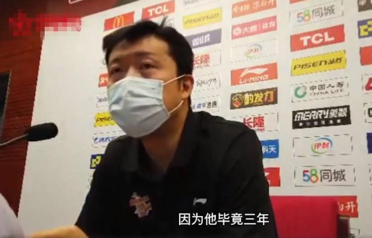 王治郅:邹雨宸对八一以及中国篮球来说都是一个很重要的队员