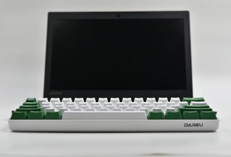 小键位,玩手感的达尔优EK861无线机械键盘