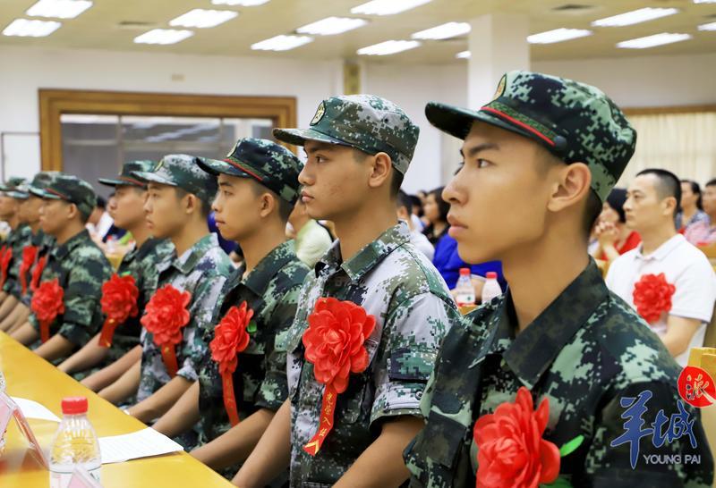 定了!2020年非广州籍大学生在广州市应征入伍可入户