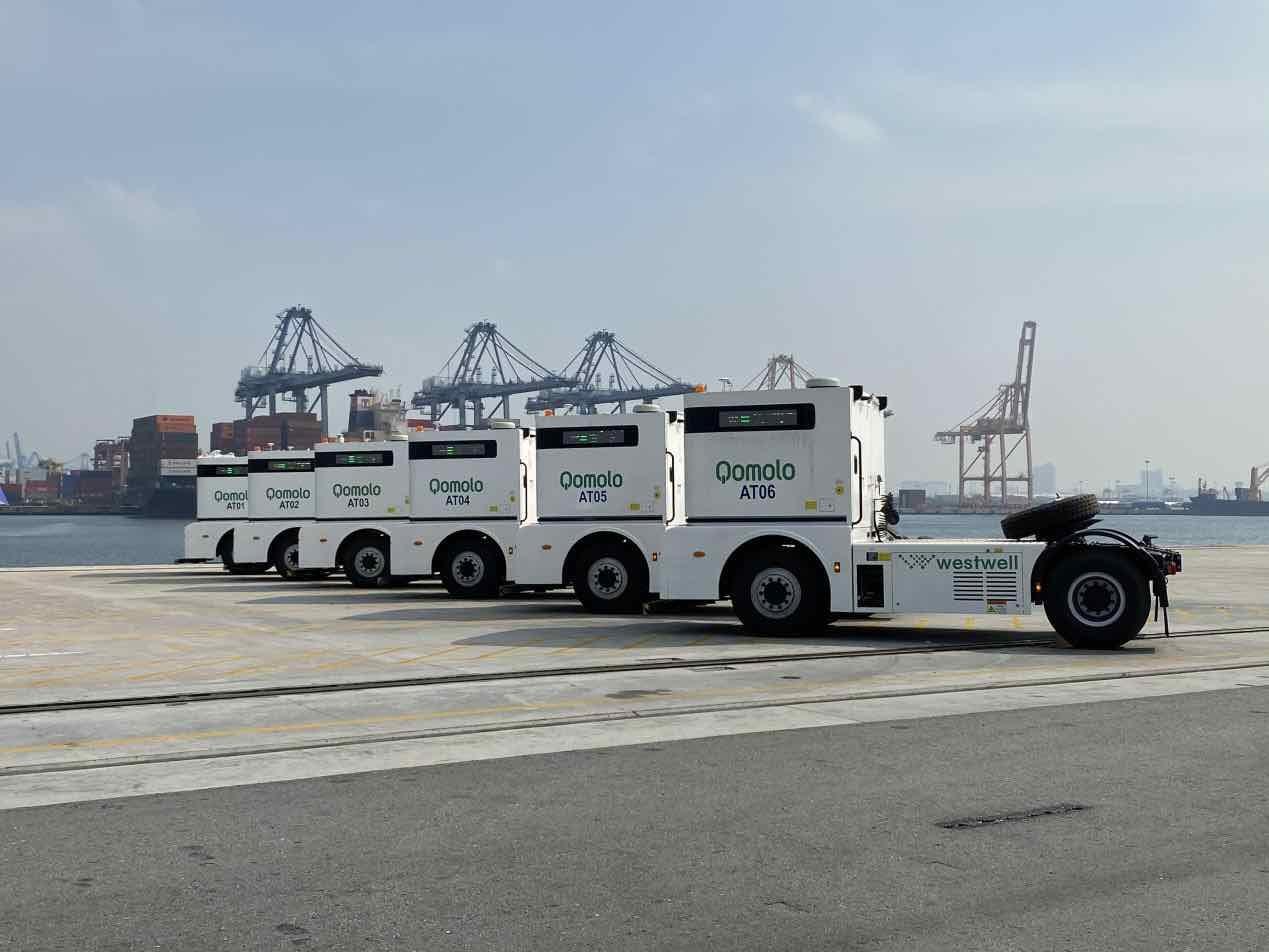 人工智能如何在港口落地?这家企业的两大自动驾驶项目逆行出海