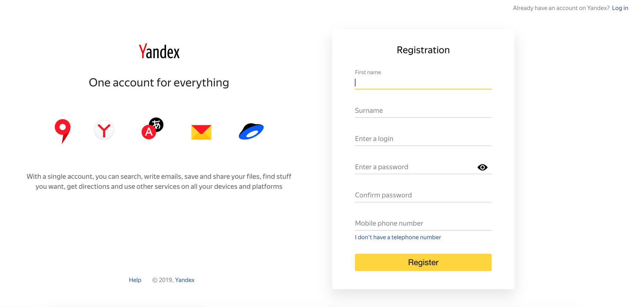 利用 Yandex,搭建免费的个人域名邮箱服务